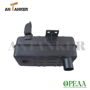Motor Spare Parts Muffler for Yanmar Diesel Engine