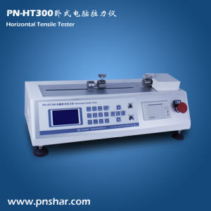 High Precision Horizontal Paper Tensile Tester pictures & photos