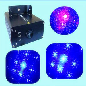 Rb Laser Light Sound Active LED Stage Light for Disco/Stage/Party/Nightclub pictures & photos