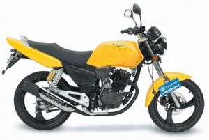 Motorcycle (BYQ150-2HB)