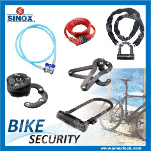 High Security Bicycle Lock Made in Taiwan