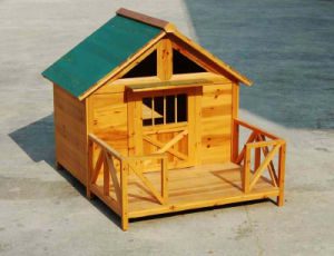 Outdoor Wooden Furniture House for Dog Pet