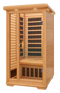 CE & ETL Approved Infrared Sauna Room/House/Cabin - Bathroom Equipment (XQ-011C)