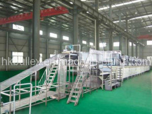 Bigger Automatic Instant Noodle Production Line (JB-590)