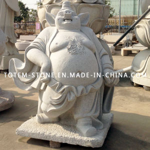Natural Granite Stone Carving Pig Sculpture Statue for Garden Decorative