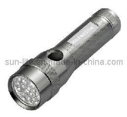 19 LED Aluminium Flashlight