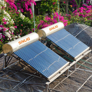 Solar Water Heater (30 agle degree) pictures & photos