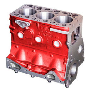 Fita 3 Cylinder Engine Block pictures & photos
