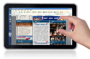 10 Multi-Touch Tablet PC (LT-X9)