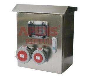 Metal Enclosure Socket Box--9501