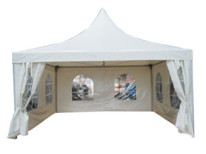 Stability of The Structure Pagoda Wedding Tent Pagoda Tent 3X3m pictures & photos