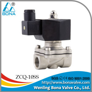 2/2 Way Stainless Steel Solenoid Valve pictures & photos