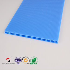 Custom Plastic Corrugated Sheet pictures & photos