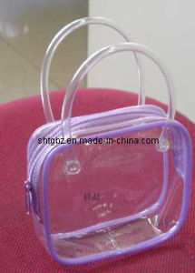 Mini Full Clear PVC Bags for Cosmetic Packing