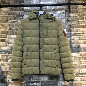 Militar Fashion Garment Padded New Style Men Winter Coat (68010) pictures & photos
