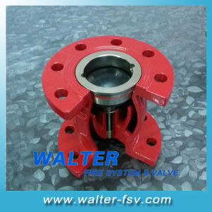 Cast Iron Silent Check Valve pictures & photos