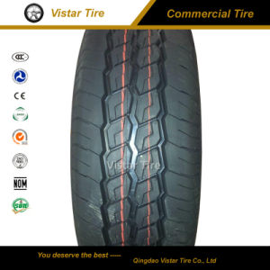 Chinese Best Quality Price Car Tire with White Sidewall (185/75R16C, 225/65R16C) pictures & photos