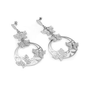 New Style Women Stainless Steel Drop Earring with Hook pictures & photos