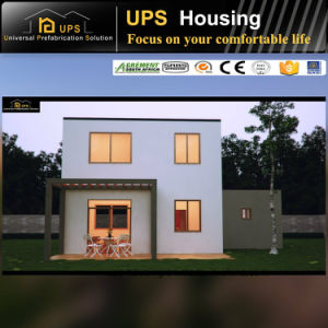 Permanent Residential Family Living Kit Prefab House with Facilities pictures & photos