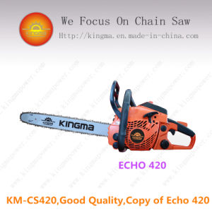"40.2cc Echo Gas Chain Saw with 3/8"" Chain and Bar"