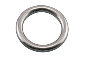 High Polished Stainless Steel Round Rings D Rings pictures & photos