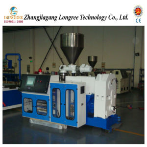 Plastic Profile Twin Screw Extruder pictures & photos