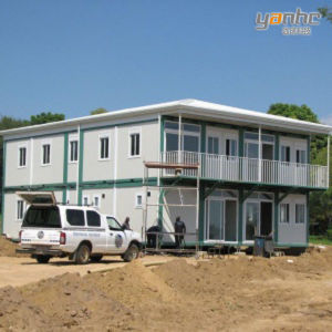 L6055*W2435mm Living Container House (C-H 141)