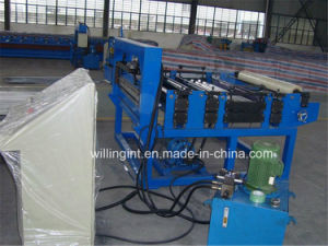 Metal Cut to Length Line Plasma Cutting Machine pictures & photos