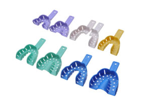 Dental Fluoride Foam Impression Tray pictures & photos
