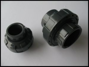 PVC Union/ PVC Pipe Fittings for Size Dn15-Dn80