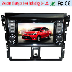 Car DVD Player with Bluetooth for Toyota Vios 2014