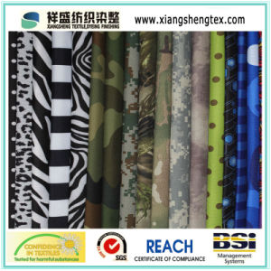 Polyester Cotton Camouflage Fabric for Military pictures & photos