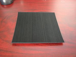Fine Ribbed Sheet, Fine Ribbed Rolls, Fine Ribbed Flooring pictures & photos
