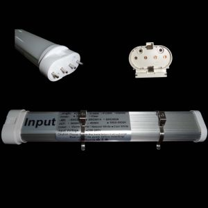 2g11 410mm 17W Isolated Power Supply LED Tube Light