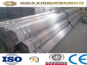 Welded Stainless Steel Round Pipe by ASTM A312 pictures & photos