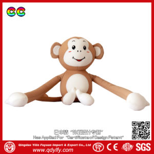 Cute Long Arm Monkey Toy with Healthy Material 2015 Birthday Present for Christmas Gift