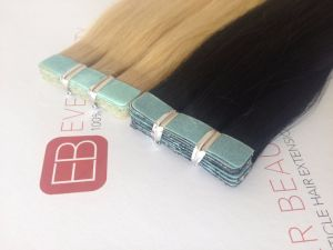 Top Grade Remy Tape in Hair Extensions 100% Human Hair pictures & photos