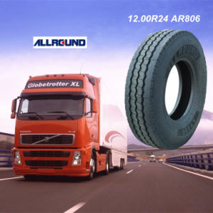 1200r24 High Quality Truck Tyre, Heavy Duty Truck Tire (1200r24)