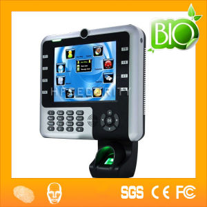 Arabic/Spanish Time Attendance Software Management Tracking System with Card Reader Backup Battery Hf-Iclock2500