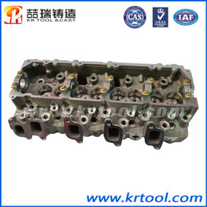 OEM Precision Die Casting for Auto Spare Parts Factory pictures & photos
