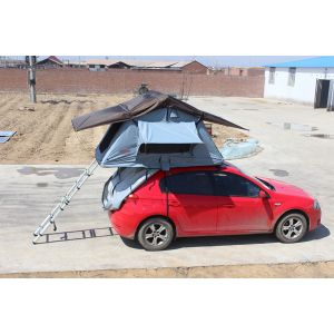 Outdoor Single Layers Camping Car Tent Camping Kitchen Top Tent Roof pictures & photos