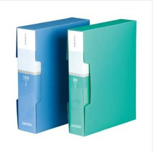 Display Book with Cover /Folder with Protectors Holders (F-A009) pictures & photos