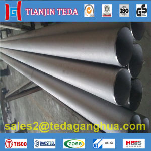 SUS 304 Stainless Steel Seamless Tube pictures & photos