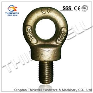 Drop Forged Steel BS4278 Eye Bolt pictures & photos