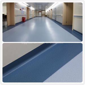 High Quality Anti-Slip Colorful Durable Laminated PVC Flooring pictures & photos