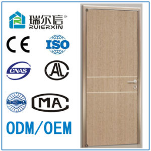 New Popular Design PVC Wooden Door