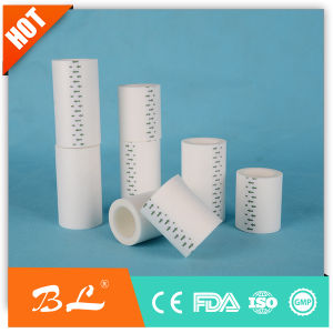 Micropore Transparent Hypoallergenic Medical Tape Eyelash Extension 5cm*5m pictures & photos