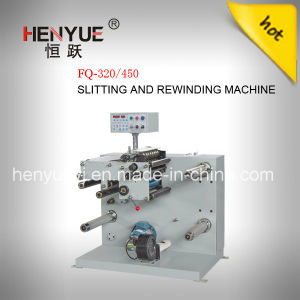 450mm Width Narrow Label Slitting Machine and Paper Slitting Machine and Film Slitting Machine and Slitter