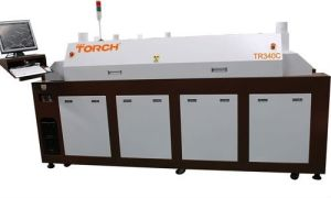 Conveyor Full Hot Air Reflow Oven/ Conveyor Reflow Oven (TR340C) pictures & photos