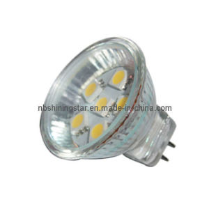 SMD Bulb 5050 1.5W LED Lamp MR11 (XS-MR11-6-5050)
